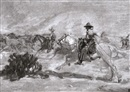 Charles Brinton Cox, The round-up, near the Rio Grande - Mexico (+ The round-up, 1903; 2 works)