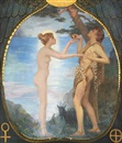 R. Machell, Adam and Eve
