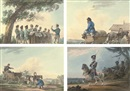 Karl Ivanovich Kollmann, A military band (+ 3 others; 4 works, 1 smaller)