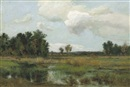 Dorus Arts, A heath landscape