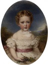 Reginald Easton, Princess Marie Louise of Schleswig-Holstein, as a child