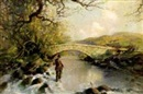 Vernon Ward, Fisherman on the Wye River