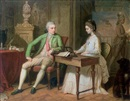 David Allan, Portrait of Sir William and Lady Hamilton