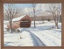 Tom Linker, Winter pass covered bridge