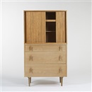 Stanley Young, Display cabinet