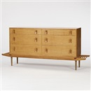 Stanley Young, Large cabinet and bench