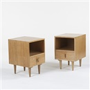 Stanley Young, Nightstand (+ another; pair)