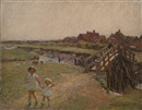 Septimus E. Scott, Old Bridge, Walberswick
