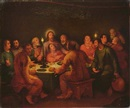 Cornelis Cornelisz van Haarlem, The Last Supper