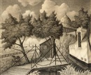 Toon van den Muysenberg, A farm in a landscape (+ 4 others; 5 works)