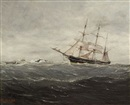 Robert J. Lie, Whaling ship