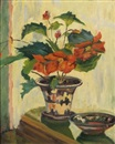 Alfred S. Mira, Potted poinsettia