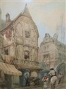 Paul Marny, Old Paris, Trenouille Hotel