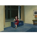 Edward Hopper, Hotel window