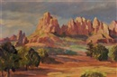 Carl Hoerman, Oak Creek Canyon