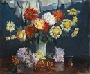 David Alison, Chrysanthemums