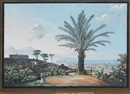 Giuseppe Gustavo Scoppa, The Bay of Naples from Capodimonte