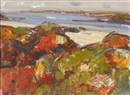 Gordon Bryce, Clifftop, Traigh
