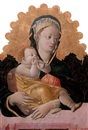 Francesco Squarcione, The Madonna and Child