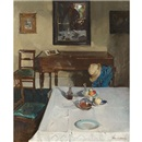 David Alison, The dining table