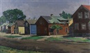 Walter Burt Adams, Humble dwellings