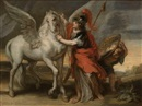 Theodor van Thulden, Athena and Pegasus