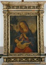 Manner Of Filippo (Filippino) Lippi, Madonna and Child