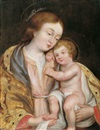 Circle Of Theodor van Thulden, Madonna mit Kind