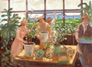 Donald Stanley Vogel, In the greenhouse