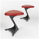 Santiago Calatrava, Pair of stools from the Tabourettli Theatre
