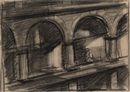 Edward Hopper, Study for The city
