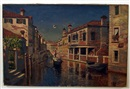 William (Will.) Anderson, Venetian canal
