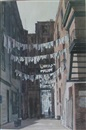 Mildred Kratz, The hanging on spruce street (+ Davidson shop; 2 works)