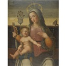 Italian School-Umbrian (16), The Madonna and Child