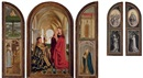 After Jan van Eyck, The Wyts (triptych)