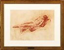 Edward Hopper, Reclining nude