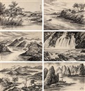 Anonymous-Asian (20), Landscape (6 works)