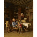 Théophile Emmanuel Duverger, The first smoke