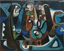 Shakir Hassan Al-Said, Group of figures