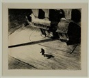Edward Hopper, Night shadows (from The New Republic Portfolio)