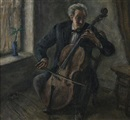 Samuel Brecher, The cellist