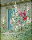 Clara L. Maxfield, Rhode Island doorway