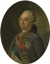 Attributed To Joseph Boze, Portrait de Louis XVI