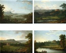 Jonathan Fisher, Views of the house and grounds at Belvoir, County Down
