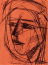 Igor Voroshilov, Composition with a face