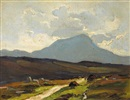 Anne Primrose Jury, Muckish from Glen Road