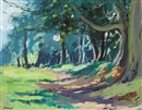 Anne Primrose Jury, Trees at dunmurry