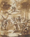 Giulio Benso, The Martyrdom of Saint Stephen