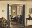 Vernon Ward, The breakfast room