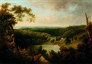 Thomas Doughty, View on the Schuylkill